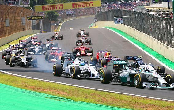 Peixe Urbano realiza promoção GP Petrobras do Brasil de F1
