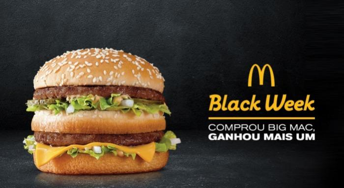 Promoção McDonalds – Na compra de um sanduíche, ganhe outro