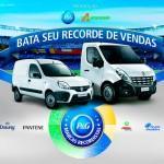Promoção Bata seu recorde de vendas da P&G e Atacadão