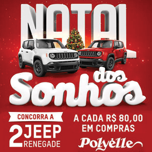 Polyelle realiza Promoção de Natal